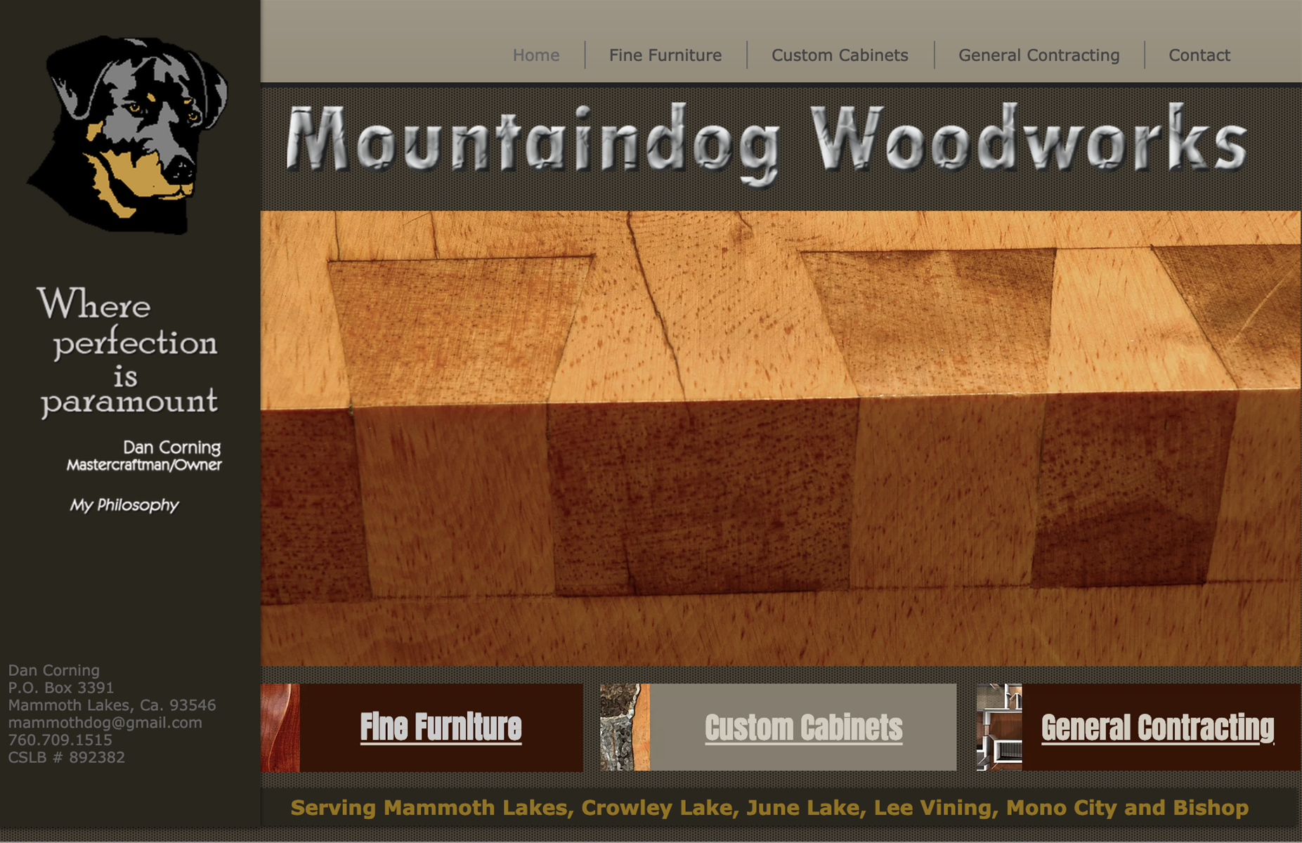 Mountaindog Woodworks
